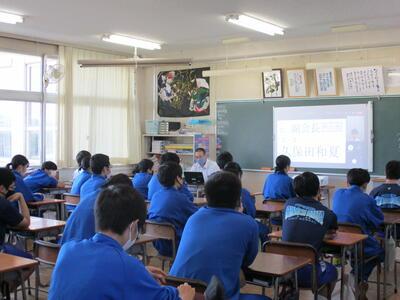 教室の風景2